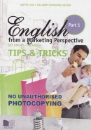 English from a Marketing Perspektive, Tips, Part 1
